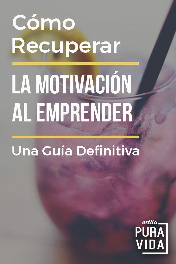 Descubre cómo recuperar la motivación perdida al emprender. Una guía para salir del estancamiento y lograr las metas que tienes con tu negocio.