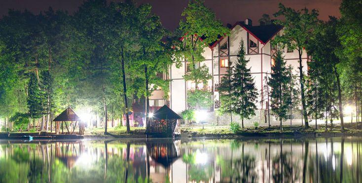 фото отельный комплекс 'Шервуд' Львов | callbells.net | системы вызова официанта