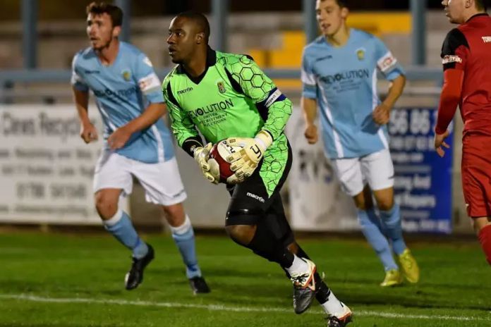 STRATFORD Town have confirmed the signing of UDC alum, goalkeeper Louis Connor from Rugby Town.    The 25-year-old will take over from former Town No.1 Niall Cooper, who has gone the other way, signing for the Butlin Road club earlier this month.