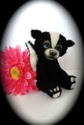 Lies & Lot Mohair Bears - Artist Bears and Handmade Bears