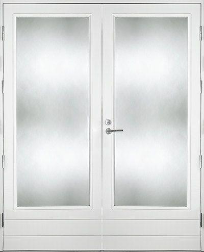 Kaskipuun PO5 M18 thermo -parvekepariovissa on suurikokoiset ikkunat, joista luonnonvalo pääsee sisään. Tyylikäs ja itse räätälöitävä mittatilausovi ja muut ovet edullisesti nettirautakaupasta!