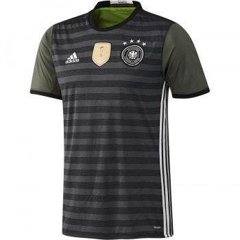 Tyskland 2016 Bortatröja Kortärmad   #Billiga  #fotbollströjor