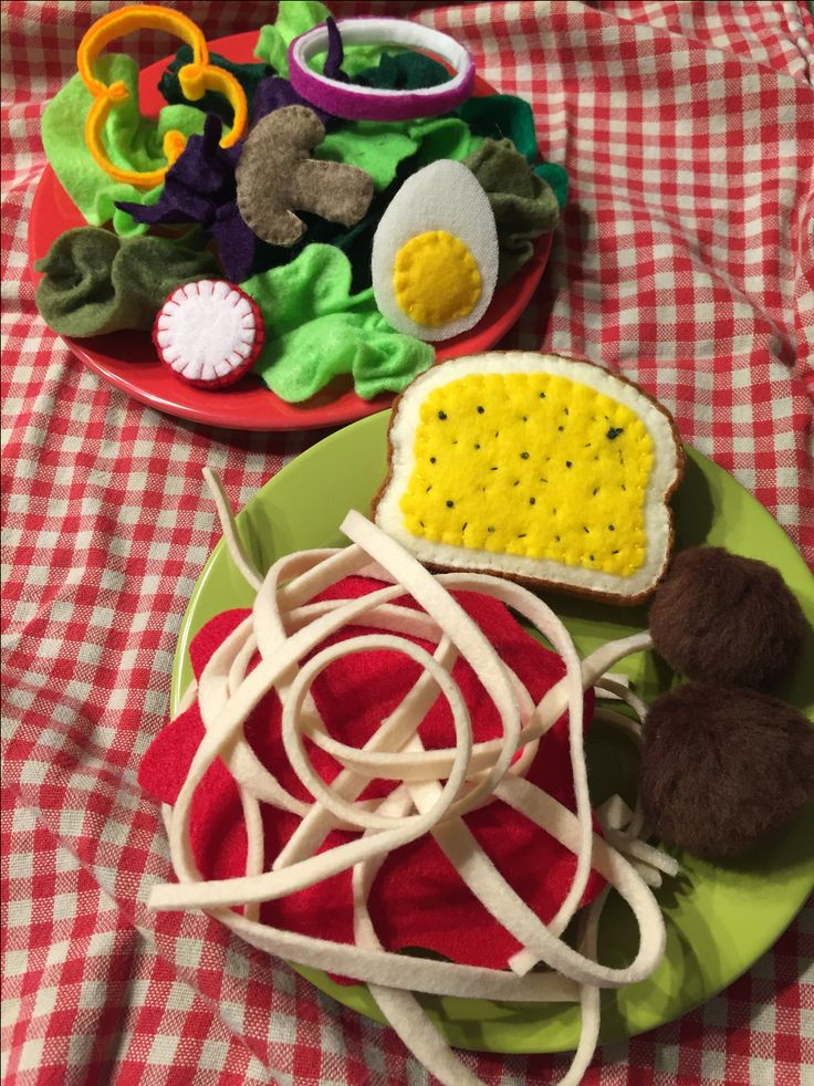 1000+ images about Felt Food and Toys on Pinterest   Felt
