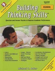 Building Thinking Skills - Exodus Books
