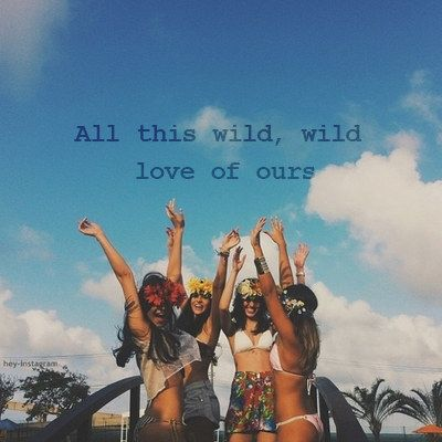"""New """"All this wild, wild love of ours."""" – Pitbull 10"""