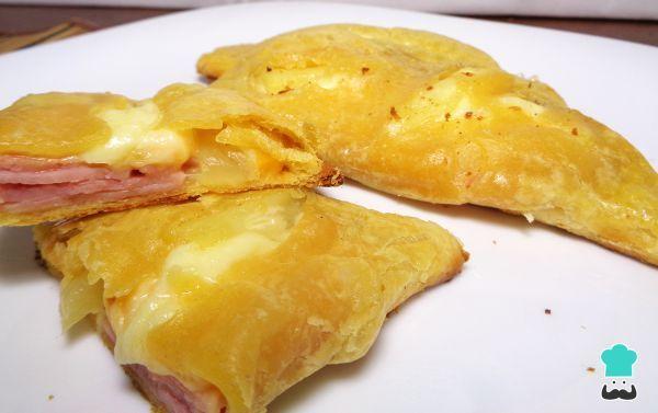 Receta de Pastes hawaianos - Pastes de Hidalgo #RecetasGratis #RecetasMexicanas #ComidaMexicana #CocinaMexicana #PastesMexicanos