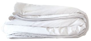 Mulberry West Mulberry Silk Comforter at Houzz