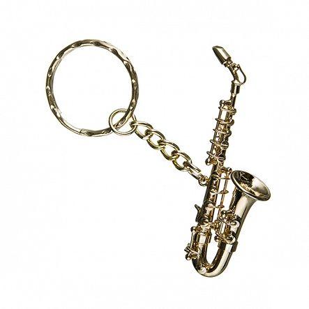 Brelok saksofon