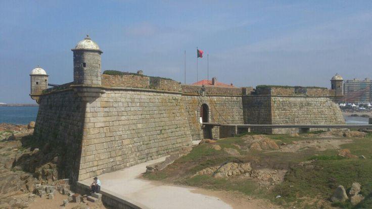 Forte de São Francisco Xavier do Queijo (Castelo do Queijo) em Porto, Porto