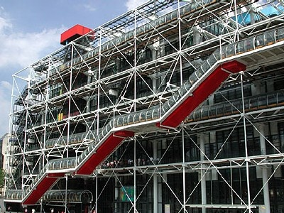 Pompidou Center, Paris.The project was awarded to this team in an architectural design competition, whose results were announced in 1971. Its was the first time in France international architects were allowed to participate. World renowned architects Oscar Niemeyer, Jean Prouvé & Philip Johnson made up the jury which would select on design out of the 681 entries Reporting on Rogers' winning the Pritzker Prize in 2007, The New York Times noted that the design of the Centre turned the…