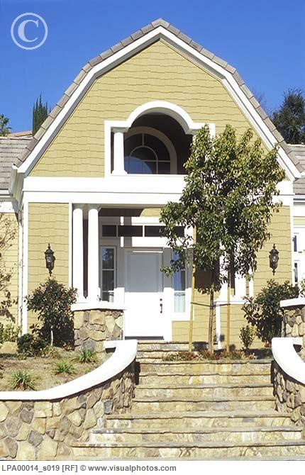 17 best images about dutch colonial on pinterest kit homes house plans and beach houses for Colonial revival stone exterior paint