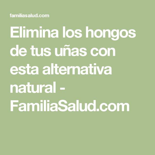 66 best ROMPE HONGOS images on Pinterest | Hongos uñas, Remedios ...