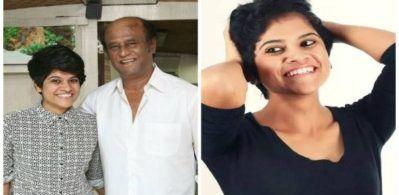 Singer/Actress Maya Joins Superstar Rajinikanth's 2.0