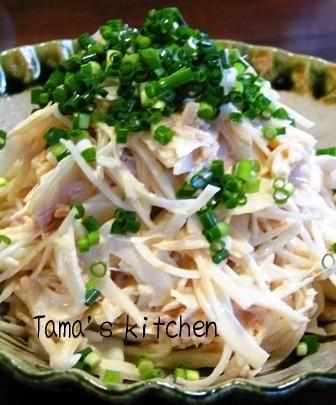 玉葱大根ツナサラダ   Tama's kitchen - 楽天ブログ