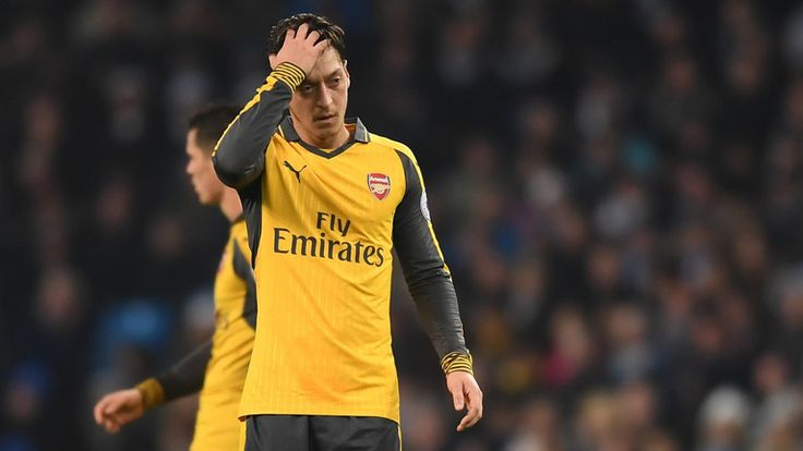nice Arsene Wenger admits Arsenal's Mesut Ozil is lacking confidence | Football News Check more at https://epeak.info/2017/02/12/arsene-wenger-admits-arsenals-mesut-ozil-is-lacking-confidence-football-news/
