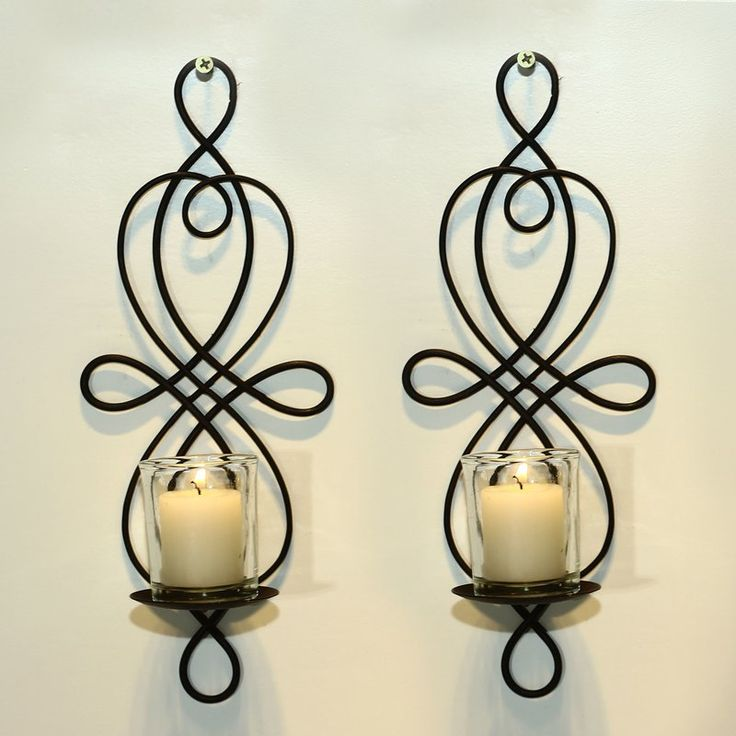 Default Name Candle Holder Wall Sconce Hanging Candle Holder Wall Candle Holders