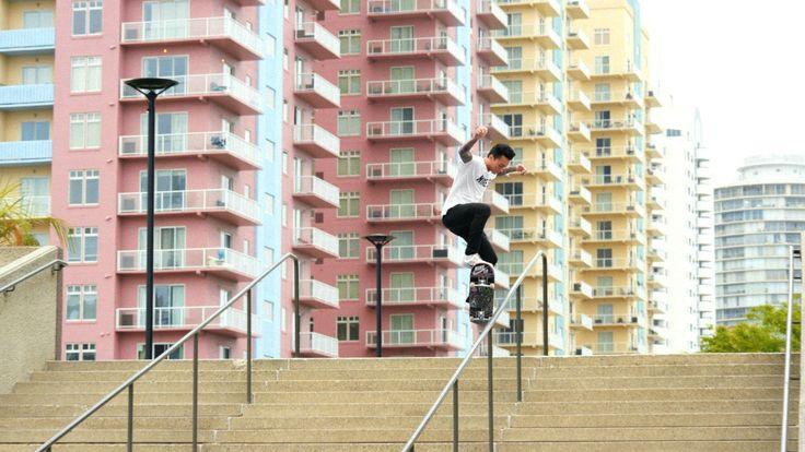 Nike: Unlimited Fun with Nyjah Huston
