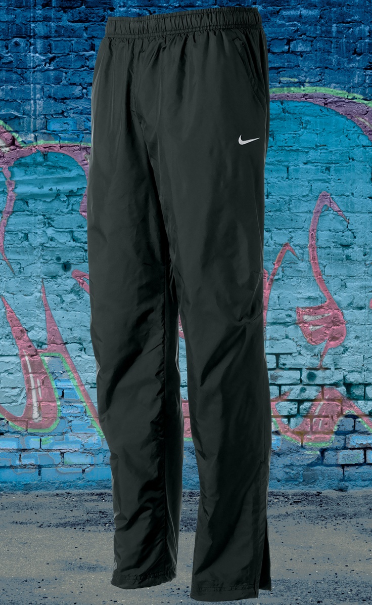 Nike men's nylon trackpants