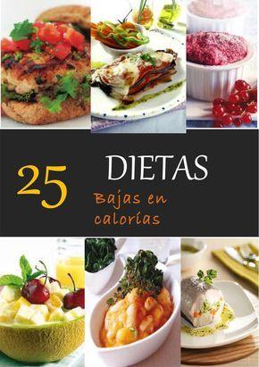 ISSUU - Dietas bajas en calorías by uxaijola