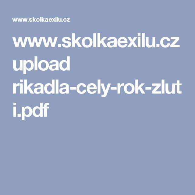 www.skolkaexilu.cz upload rikadla-cely-rok-zluti.pdf