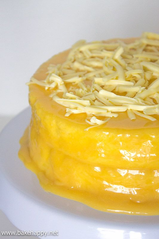 02 - Yema Cake Recipe