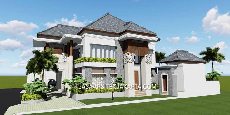 Jasa Arsitek rumah mewah luas 570 m2