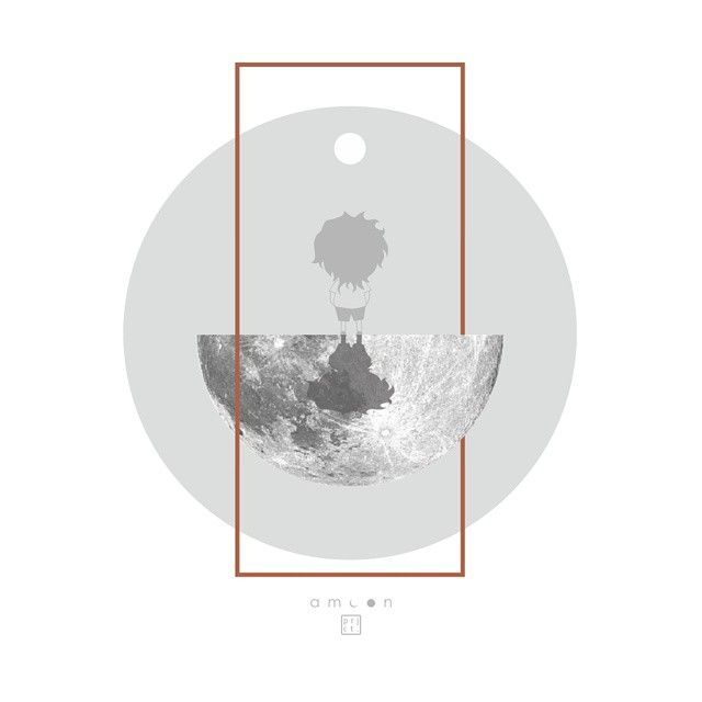 moon`85 _ ku tetap aku disini  #wip #visualart #amoon #project #poster #design #graphic #dkv #vector #ilustration #moon #kibs