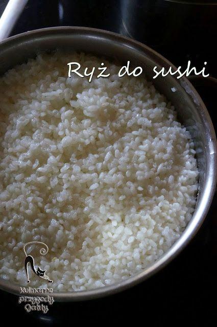 Kulinarne przygody Gatity: Jak zrobić ryż do sushi