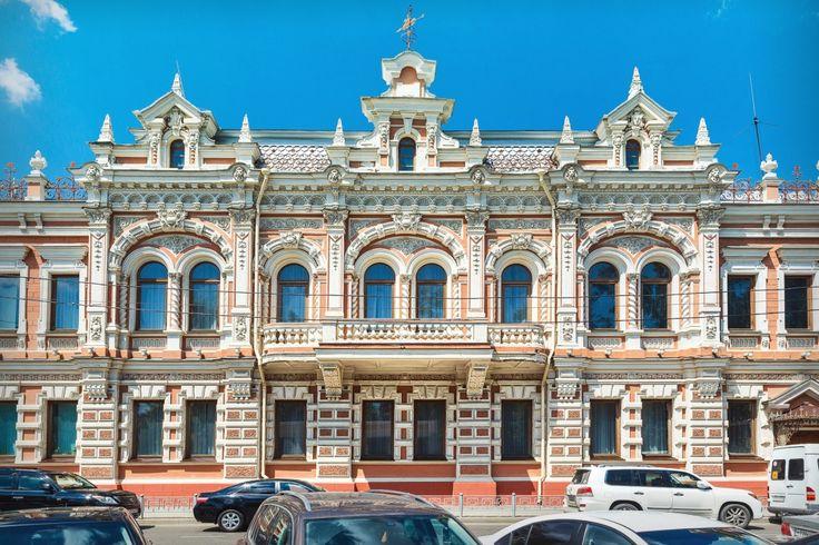 Особняк Богарсукова Краснодар