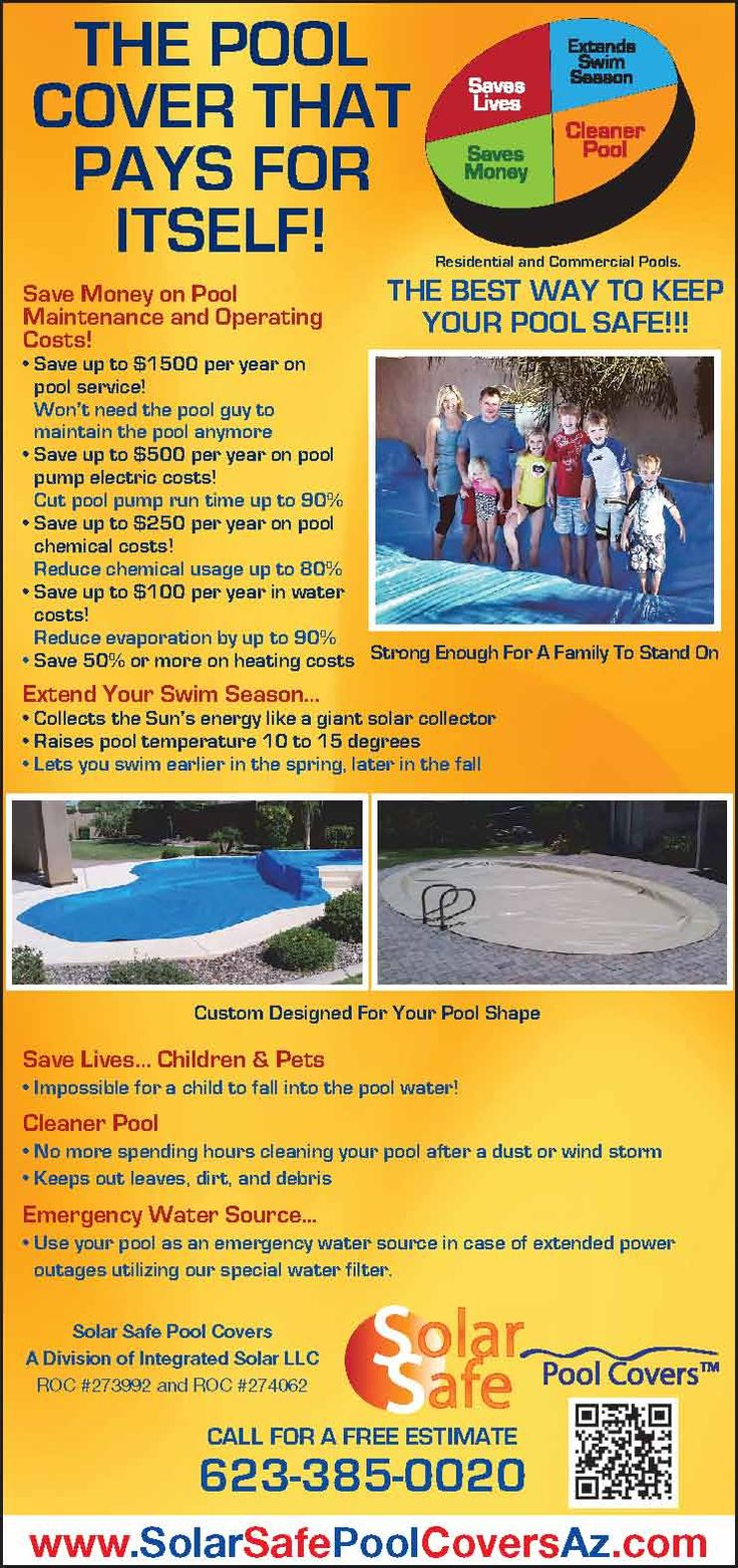 Solar Safe Pool Fence Cover Phoenix, AZ, Scottsdale, Arizona