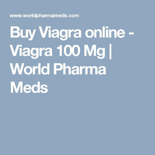 Buy Viagra online - Viagra 100 Mg | World Pharma Meds