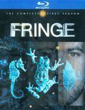 Fringe: The Complete First Season [5 Discs] [Blu-ray]