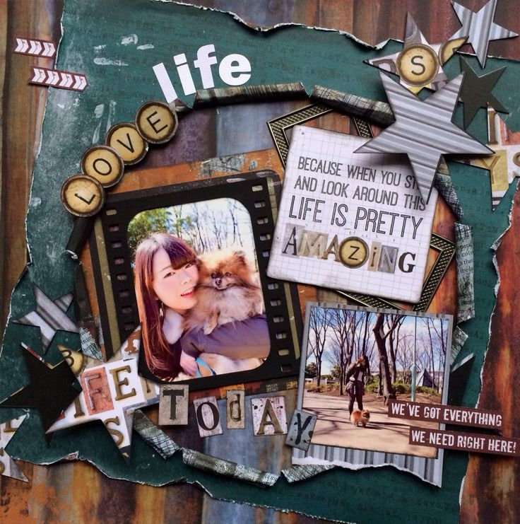 lovelife - Scrapbook.com