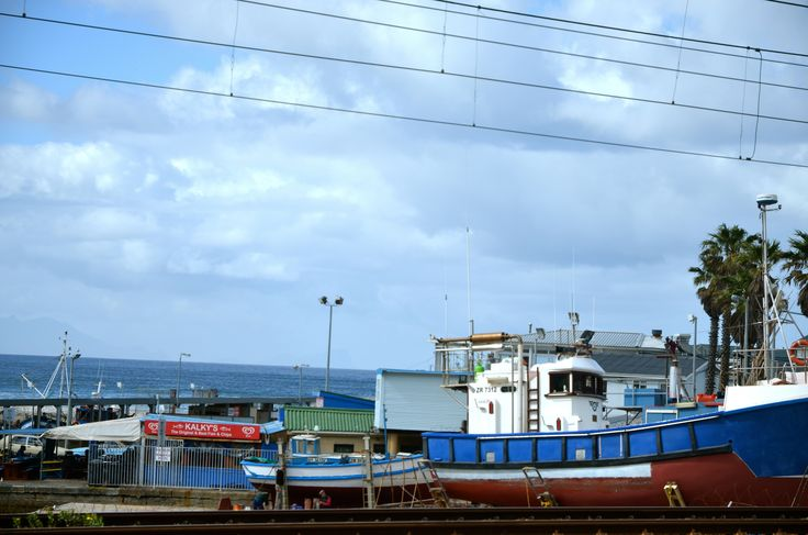 Picturesque. #CapeTown #KalkBay