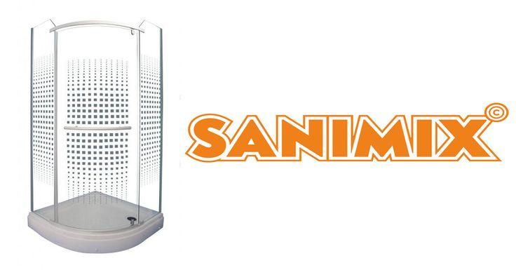 Már 29.600 Ft-ért is vásárolhatsz Sanimix zuhanykabint. #sanimix #sanimixzuhanykabin #zuhany #zuhanykainb #íveszuhanykabin #szögleteszuhanykabin #asszimetrikuszuhanykabin #hidrokabin #hidromasszázskabin #akció #akciószuhanykabin