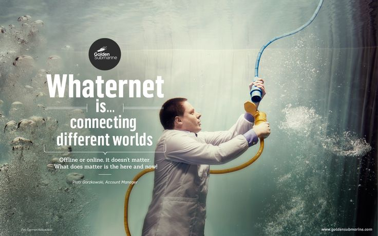 #whaternet is... #connecting different worlds. Offline or online, it doesn't matter. What matters is here and now!