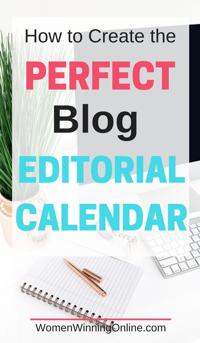 Stuck on what to write for your blog every month? This free editorial calendar will help you find the best topics for your blog! #blog #Blogging #bloggingtips #editorial #editorialcalender
