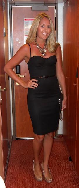 Cruise Formal wear