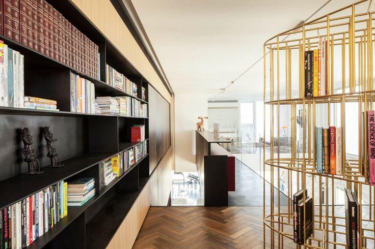 Galeria de Cobertura do Colecionador de Arte / Pitsou Kedem Architects - 20