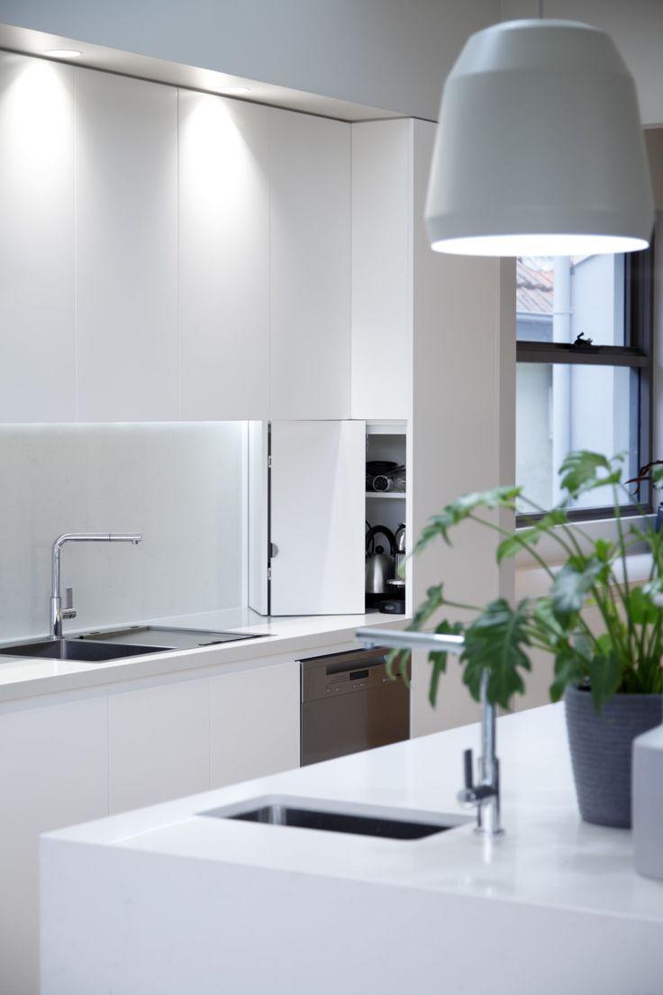72 best Küche images on Pinterest | Kitchen modern, Kitchen ideas ...