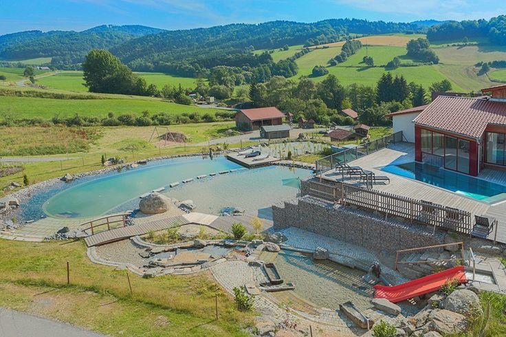 Kinderhotel: 800 m² Wassererlebnisfläche