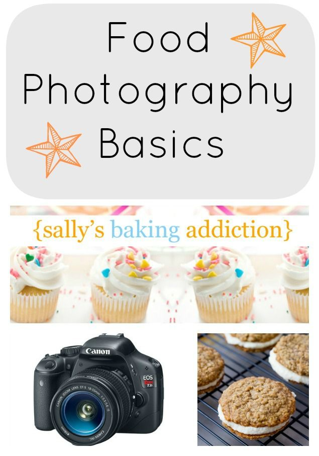 How to Improve Your Food Photography.  Excellent, also has a list of resources at the end.