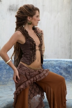 Etnix, tribal clothing for the free at heart :) Although, perhaps not for the bustier women...