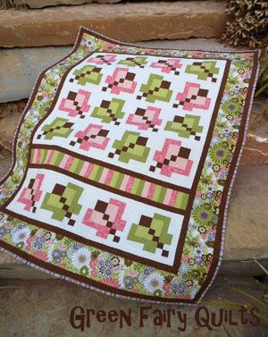 416 best Butterfly blocks/quilts images on Pinterest | New ideas ... : butterfly baby quilt pattern - Adamdwight.com