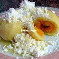 **Tvarohové ovocné knedlíky (s meruňkami).............jednoduché a velice rychlé - s podrobným postupem**