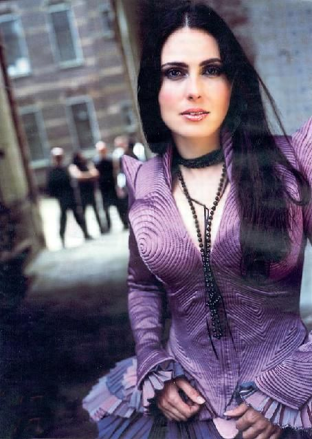Sharon den Adel from Within Temptation