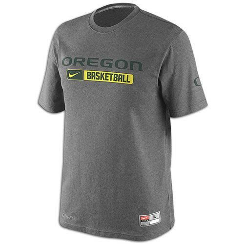 If practice makes perfect, then you can easily become the perfect fan of your team in the Nike Dri-FIT Basketball Practice T-Shirt. This t-shirt features Dri-FIT fabrication to keep you... More Details