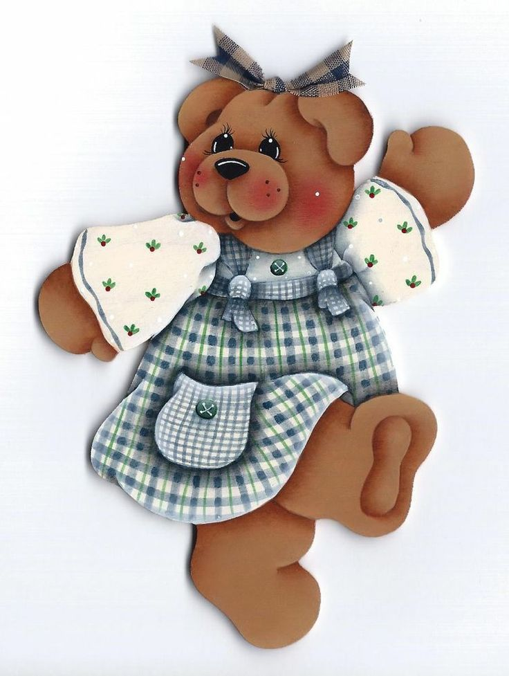 Dancing bear pon-3155