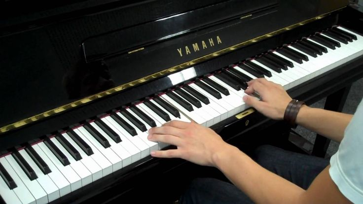 Twilight New Moon Soundtrack - Alexandre Desplat - The Meadow Piano Cover