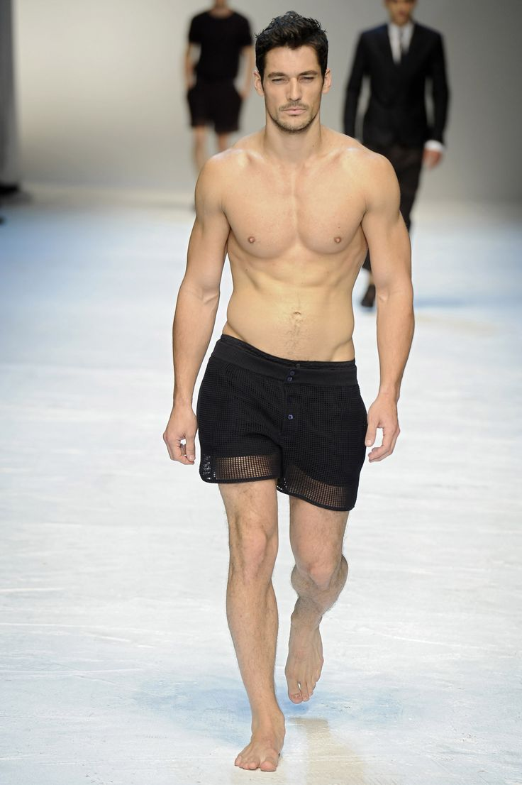 silhouette swimwear runway new york 2016 men google